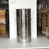 全無縫不銹鋼搖蜜機打蜜機蜂蜜分離機養蜂工具「Chic七色堇」igo