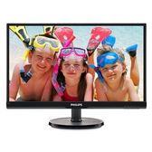 【新風尚潮流】 PHILIPS飛利浦 電腦液晶顯示器 螢幕 V系列 22吋型 VGA DVI-D 226V6QSB6