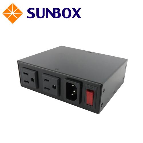 2埠15安培 IP遠控開關 PDU (SPIS-1502)SUNBOX
