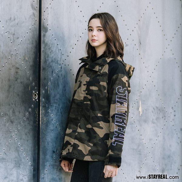 STAYREAL 無限之戰風衣外套