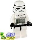 [美國直購] LEGO 9002137 人偶鬧鐘 Star Wars Stormtrooper Figurine Alarm Clock 白武士 星際大戰