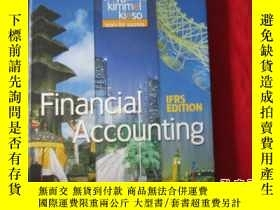二手書博民逛書店Financial罕見Accounting: IFRS Edit