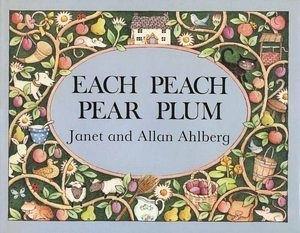 『鬆聽出英語力--第28週』-EACH PEACH PEAR PLUM/書+CD《韻文》