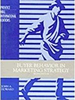 二手書博民逛書店 《Buyer Behavior In Marketing Strategy》 R2Y ISBN:0131471414│Howard