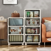 kaman抽屜式收納櫃家用零食玩具塑料儲物箱可行動多層衣物整理櫃 「顯示免運」