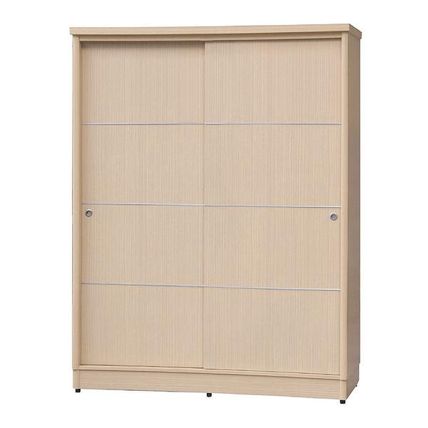 幸福5x7尺木心板二拉衣櫥(20YS2/265-572)/H&D東稻家居