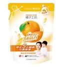 橘子工坊洗衣精制菌補充包1500ML*6包/箱