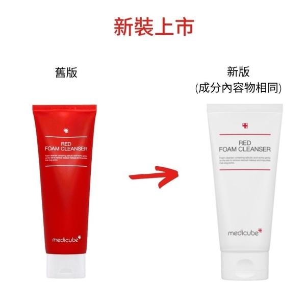 MEDICUBE/ 抗痘潔面乳 230ml(白色包裝)