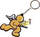 宣傳利器造型鑰匙圈  客製化鑰匙圈  送...