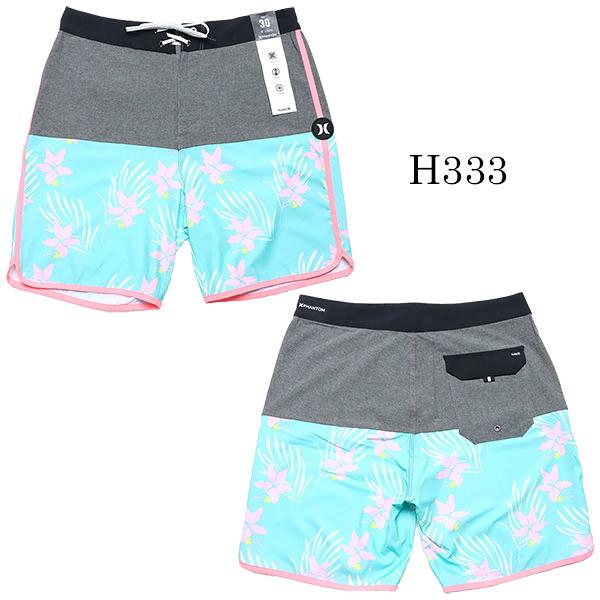 HURLEY|男 PHANTOM MALIBU BLOCKED 18 衝浪褲