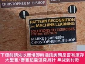 二手書博民逛書店Pattern罕見Recognition And Machine Learning 3冊合售見圖【999】Y2