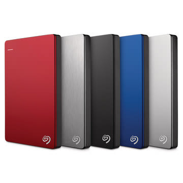 Seagate Backup Plus Slim 2TB 2.5吋 行動硬碟