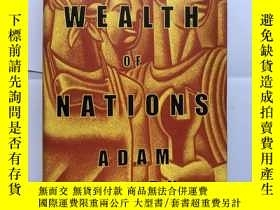 二手書博民逛書店The罕見Wealth of Nations (Bantam C