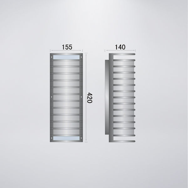 戶外PAR20壁燈 上下照 防水型 可搭配LED