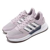 adidas 休閒鞋 Run 90s 紫 白 女鞋 運動鞋 復古 【PUMP306】 EF0200