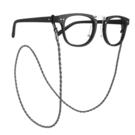 簡約眼鏡錬條女復古洛麗塔時尚個性防滑掛脖明星同款潮人眼鏡繩子 琉璃美衣