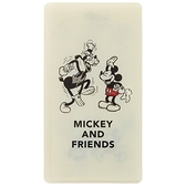 小禮堂 迪士尼 米奇 扣式口罩夾 面紙包 口罩包 口罩套 口罩收納 (米 高飛) 4973307-51195