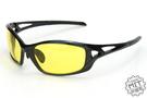AD科技夜間專用黃色增光鏡片運動眼鏡-F...