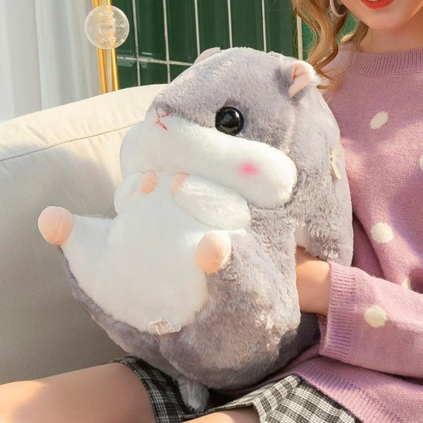 熱水袋暖手寶暖寶寶充電注水電暖寶可愛暖宮毛絨熱寶暖肚子電熱寶 金曼麗莎