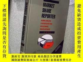 二手書博民逛書店MARKET罕見SHARE REPORTER 2007 Volu