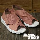 NIKE W Air Huarache Ultra 粉白 豆沙色 武士 襪套  涼鞋 女鞋 ( 布魯克林 ) 2017/8月 885118-601