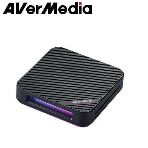 【AVerMedia 圓剛】Live Gamer BOLT 實況擷取盒 GC555 【原價12,900  限時優惠中!!】