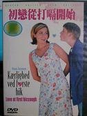 影音專賣店-M01-026-正版DVD【初戀從打嗝開始/聯影】-