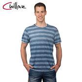 Chillaz 男棉質圓領上衣202224-1 Rigi Circled / 城市綠洲 (攀岩、登山、休閒、旅遊)