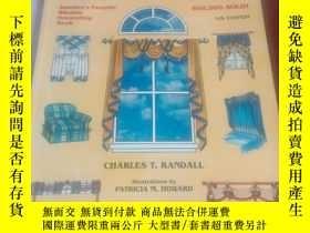 二手書博民逛書店The罕見encyclopedia of window fash