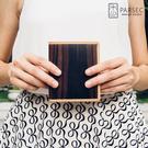 PARSEC|樹革黑檀短夾