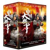 大陸劇 - 巾幗大將軍DVD (全40集/10片裝) 江若琳/陳思成/袁弘