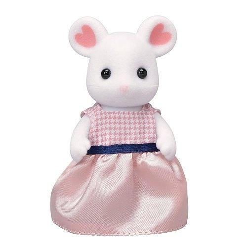 【 EPOCH 】森林家族 - 棉花糖鼠媽媽 ╭★ JOYBUS玩具百貨