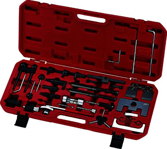 《VISA汽車修護設備》VW. AUDI 正時工具組 36PCS JTC-4739A .