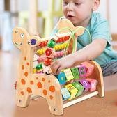 0-1-2-3周歲半嬰兒智力玩具早教繞珠串珠積木       SQ8285『時尚玩家』TW