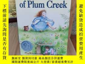 二手書博民逛書店Laura罕見Ingalls Wilder:《On the Banks of Plum Greek》《Farmer