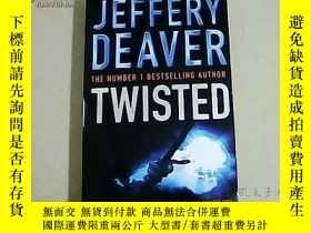 二手書博民逛書店Twisted:罕見Collected Stories of J