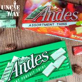 Andes 安迪士【E0063】 薄荷巧克力 單薄荷 雙薄荷 綜合巧克力 甜食 甜點 零嘴 進口巧克力