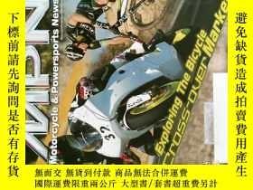 二手書博民逛書店Motorcycle罕見& Powersports News (MPN)原版摩托車汽車新聞 2013 05Y1