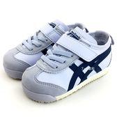 《7+1童鞋》小童 ASICS 亞瑟士 Onitsuka Tiger OT 輕量  機能鞋 學步鞋 5170 藍色