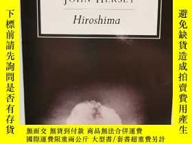 二手書博民逛書店約翰·赫西:廣島罕見Hiroshima by John Hers