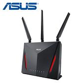 華碩 RT-AC86U AC2900 雙頻 Gigabit無線路由器【刷卡含稅價】