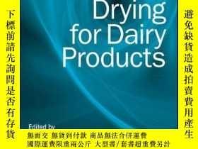 二手書博民逛書店Handbook罕見of Drying for Dairy ProductsY410016 C. Anandh