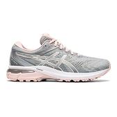 Asics Gt-2000 8 [1012A591-023] 女鞋 運動 慢跑 健身 避震 透氣 舒適 亞瑟士 灰 銀
