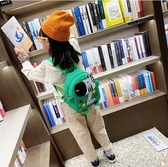 兒童節禮物可愛小斑馬防走失迷你兒童雙肩包女男時尚休閒旅行小背包禮物包包 阿卡娜