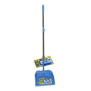 妙潔可換面掃把畚斗組