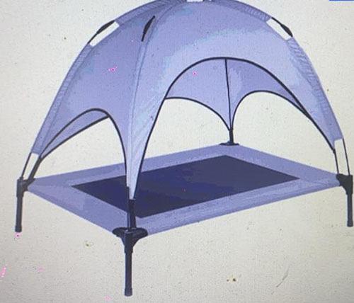 [COSCO代購] C1427637 PET COT 寵物帳篷飛行床 107 X 76 X 18公分
