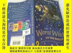 二手書博民逛書店The罕見Worst Witch To The Rescue:最壞的女巫Y200392