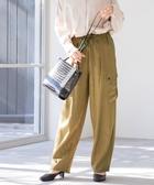 特價 特價 懶人褲 輕便軍褲 鬆緊帶 色丁布 日本品牌【coen】