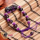 人緣-貔貅紫水晶手鍊《含開光》財神小舖【S-8610】開啟招財化煞的靈動力