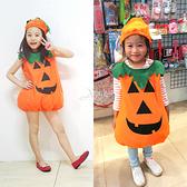 南瓜蓬蓬裝(橘色),萬聖節服裝/兒童/服飾/變裝派對/表演/角色扮演/南瓜裝,節慶王【W390001】